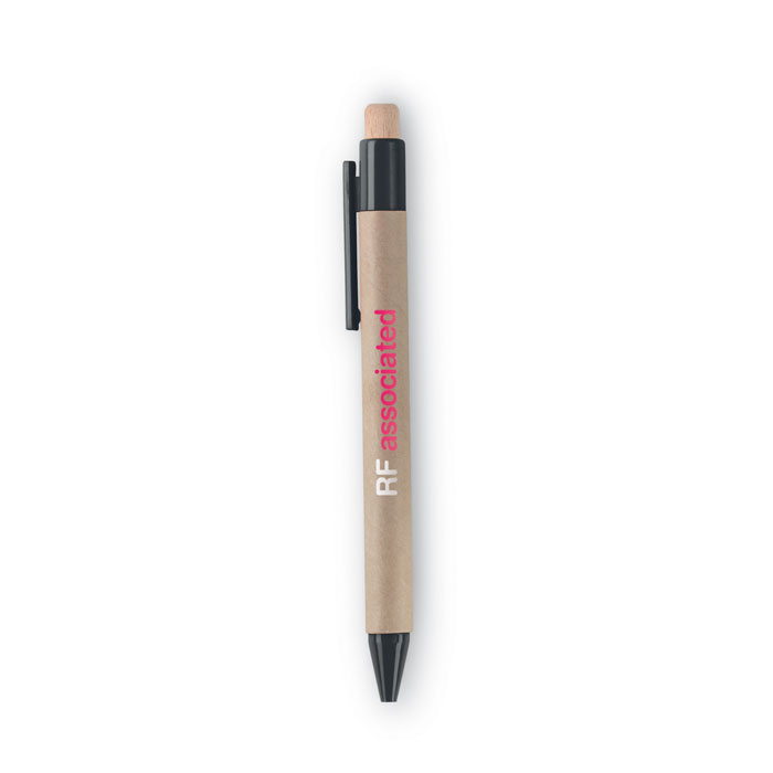 Ручка шариковая, черный