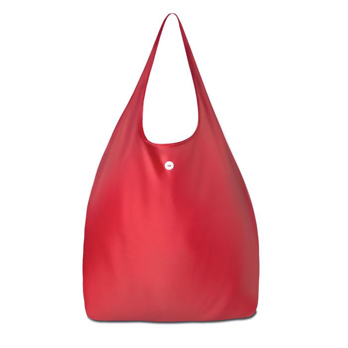 Сумка для покупок в чехле, красный