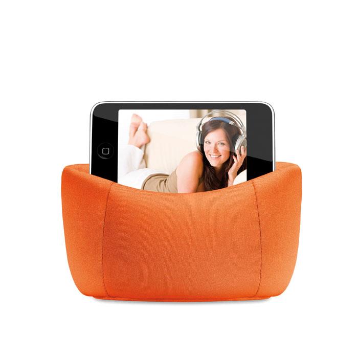 Держатель для телефона, оранжевый