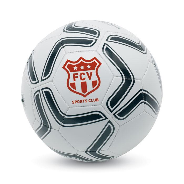 Мяч футбольный, черно-белый