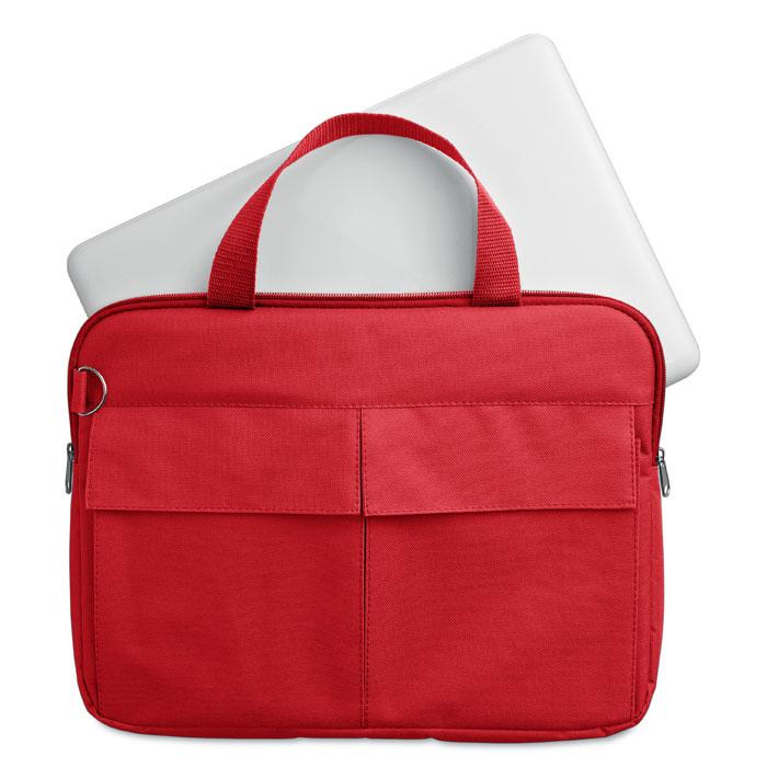 Сумка для ноутбука, красный