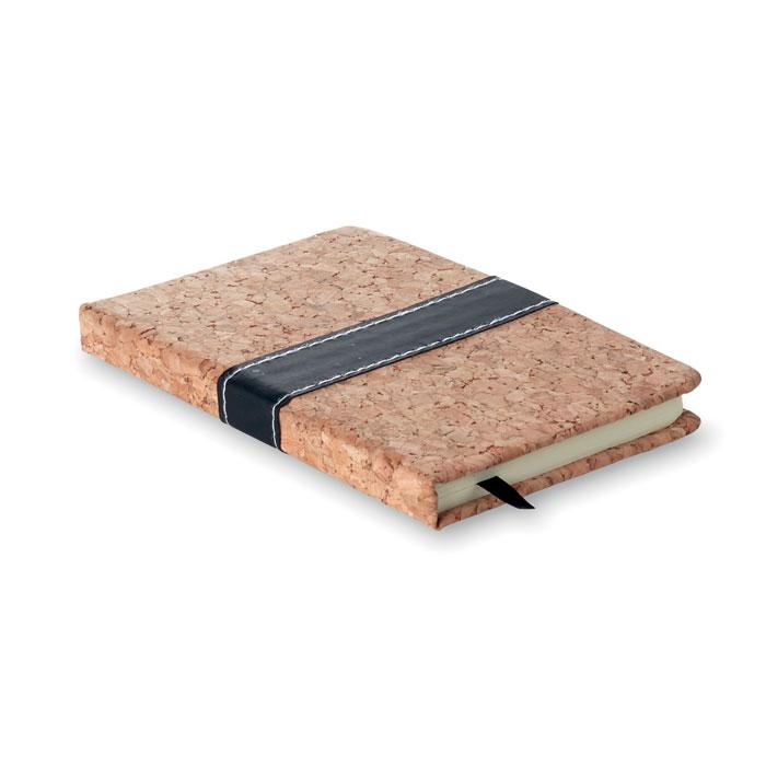 Блокнот, коричневый