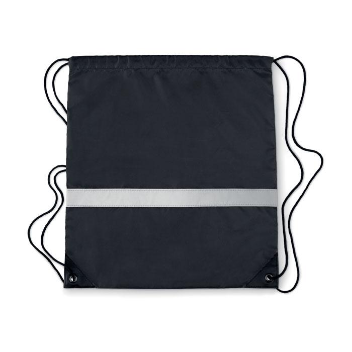 Рюкзак светоотражающий, черный