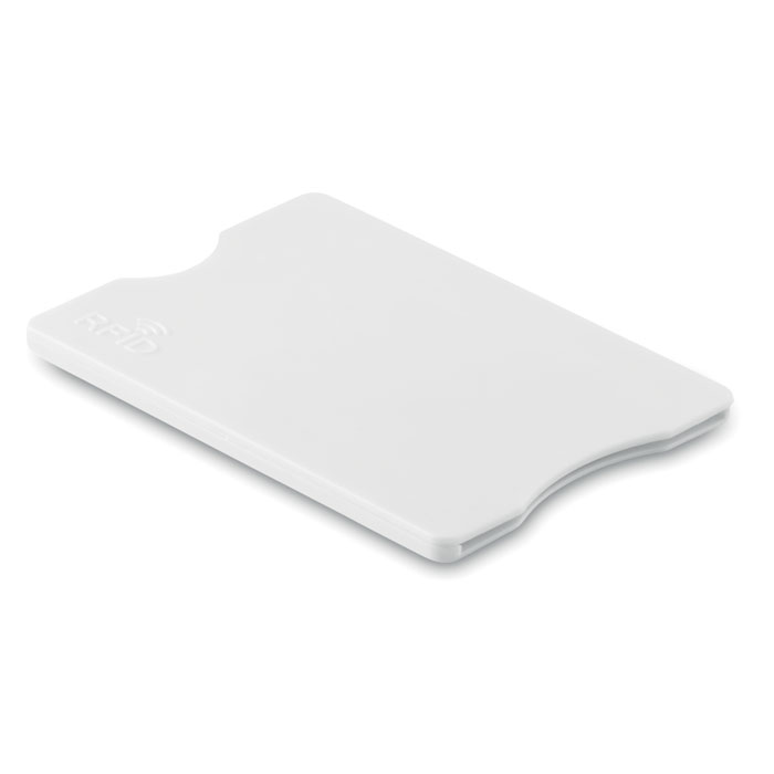 Защитный чехол для кредитки, белый