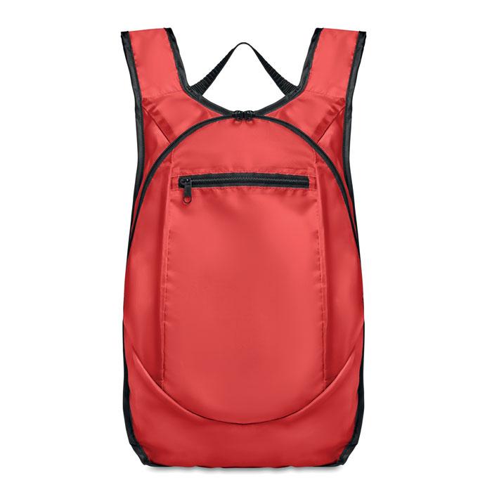 Рюкзак, красный
