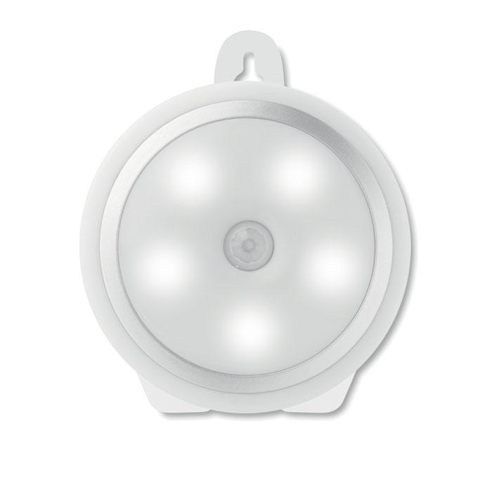Сенсорная лампа на 5 диодов, белый