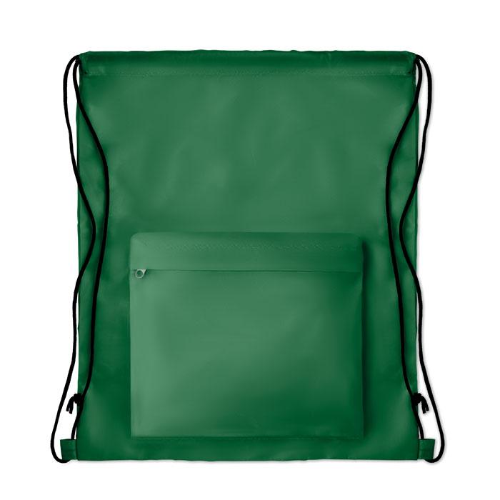 Сумка-мешок, зеленый-зеленый