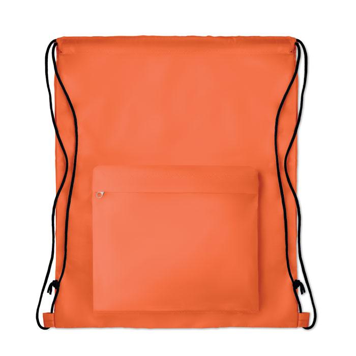Сумка-мешок, оранжевый