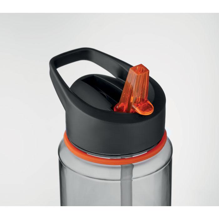 Фляга для питья, оранжевый
