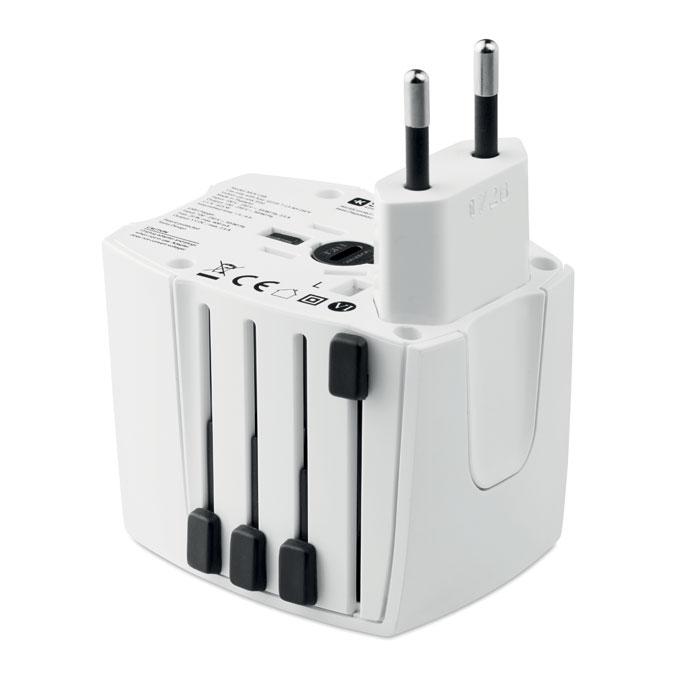 MUV USB. 2-pole