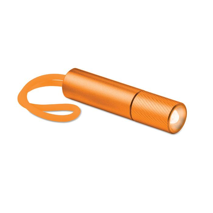 Фонарик, оранжевый
