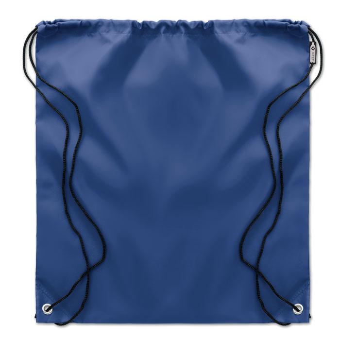 Рюкзак на шнурках, синий