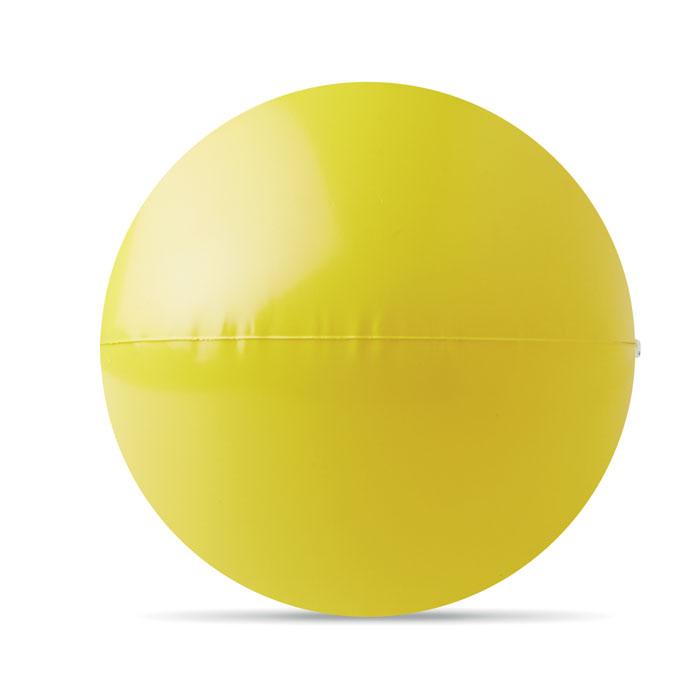 Мяч пляжный со смайликом смех
