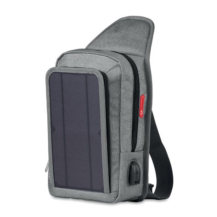 Рюкзак нагрудный с солнечной ба