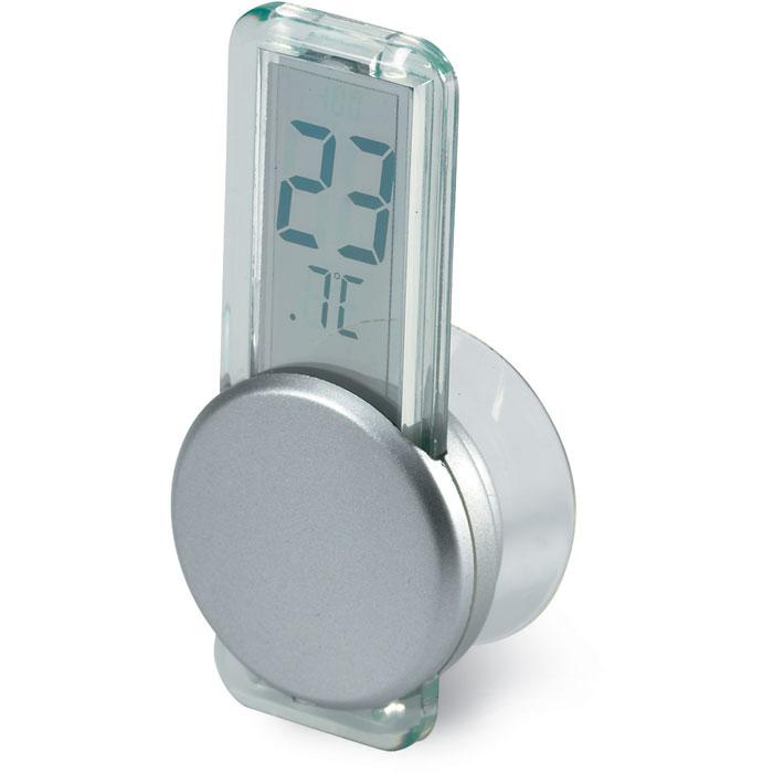 Термометр, серебряный