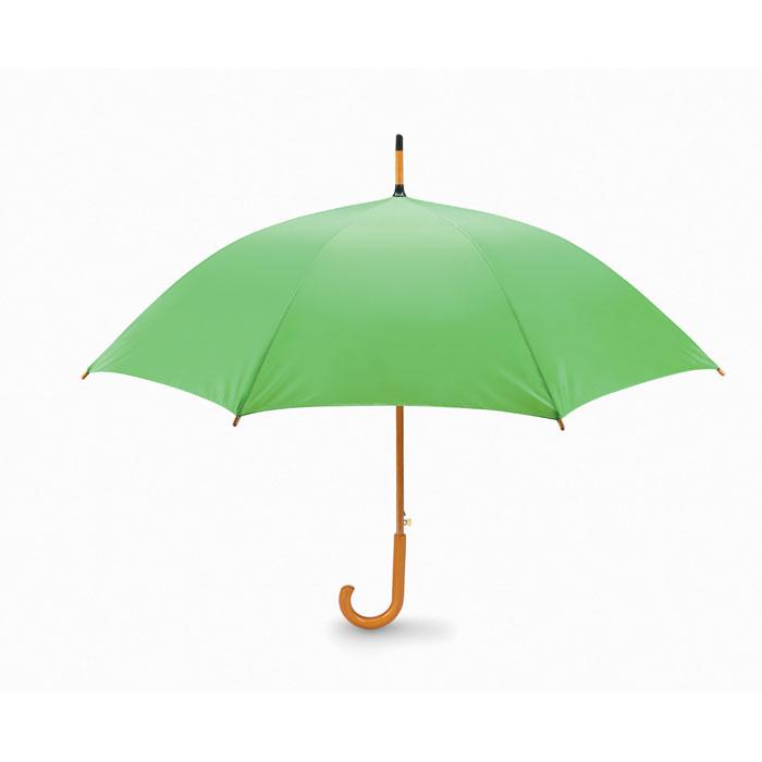 Зонт-трость, лайм
