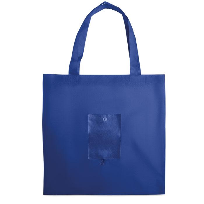 Сумка для покупок, королевский синий