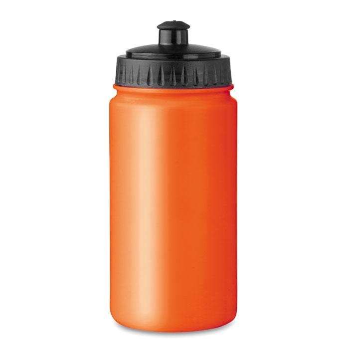 Фляга питьевая, оранжевый