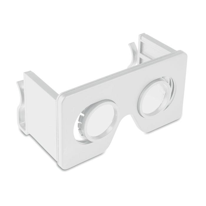 Виртуальные очки, белый
