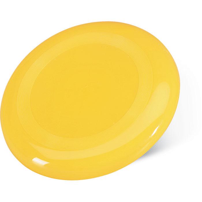 Летающая тарелка, желтый