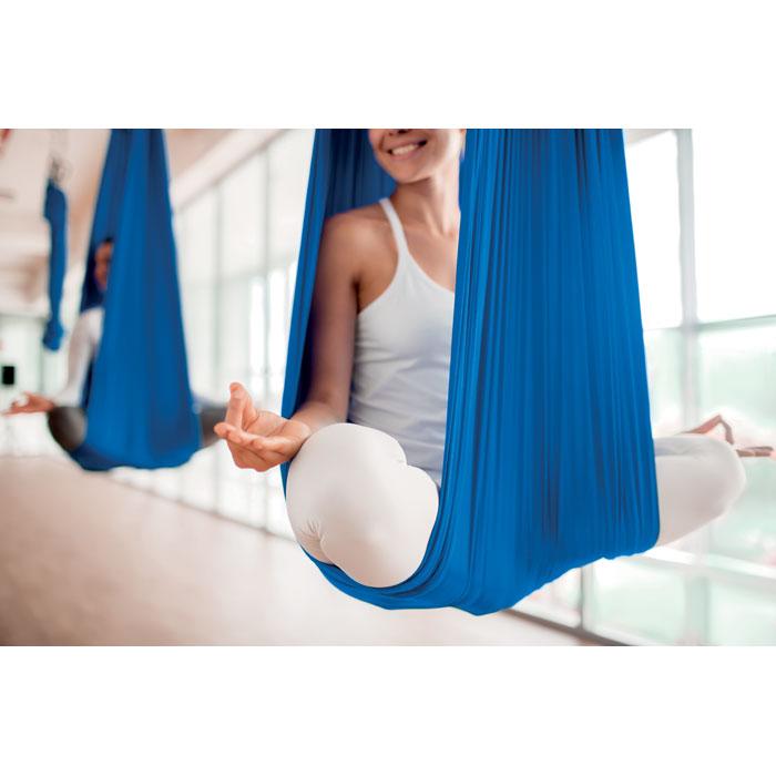 Гамак для йоги/пилатеса, королевский синий