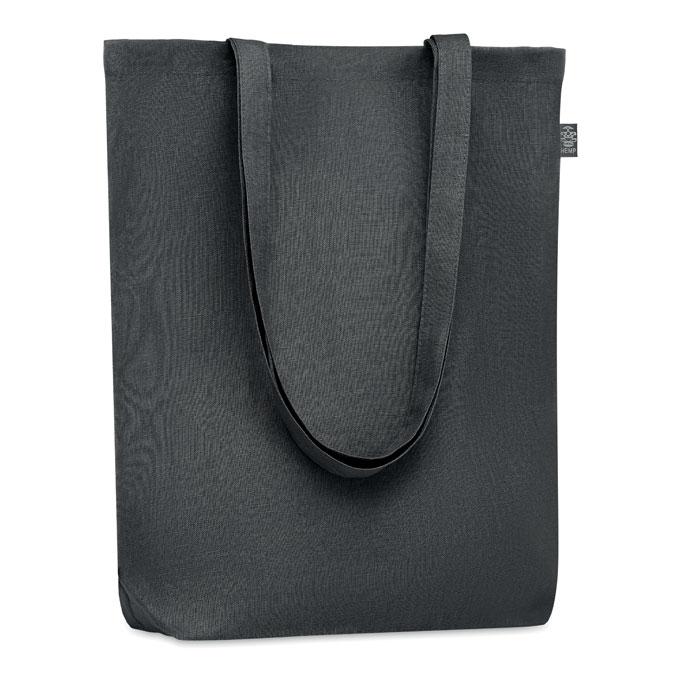 Сумка шоппер 200 г/м², черный