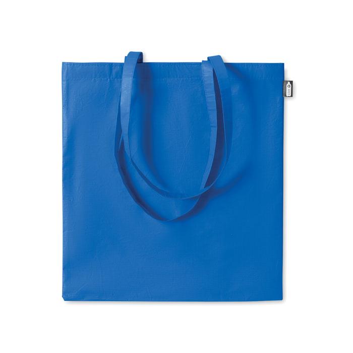 Сумка шоппер из RPET, королевский синий