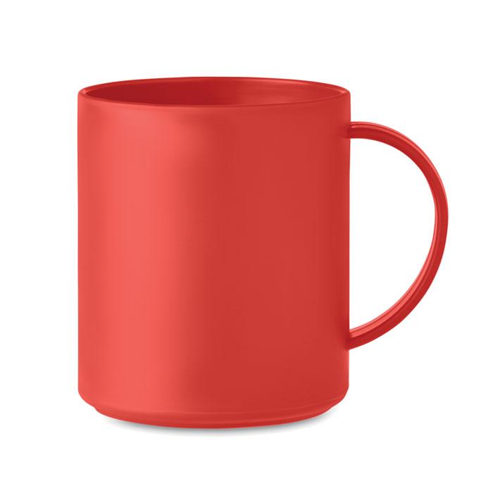 Кружка 300мл, красный