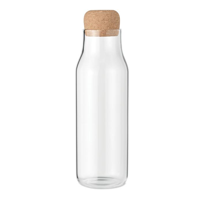 Бутылка 1л, прозрачный