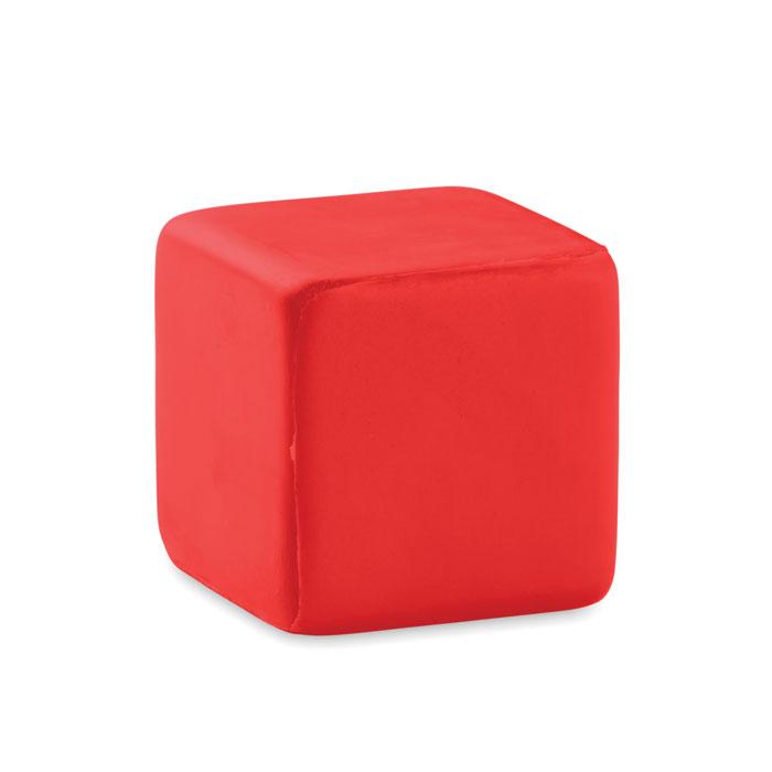 "Антистресс ""кубик"", красный"