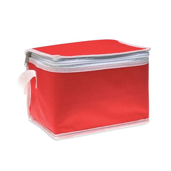 Сумка-холодильник, красный