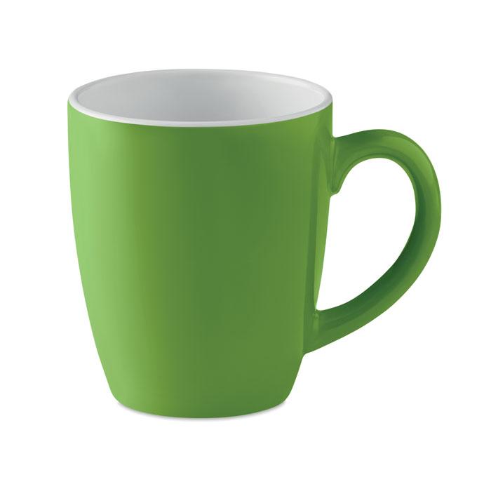 Кружка 300 мл, зеленый-зеленый