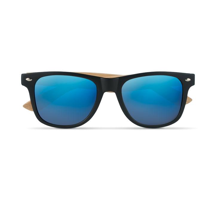 Очки солнцезащитные с бамбуковы, синий