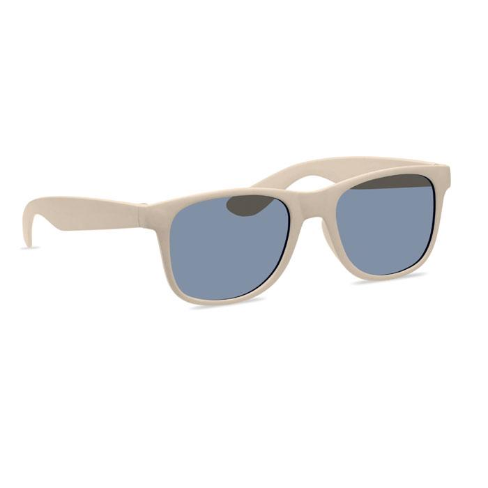 Sunglasses bamboo fibre/PP, бежевый