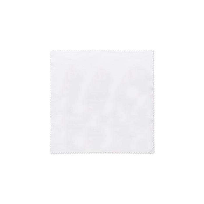 Салфетка чистящая, белый